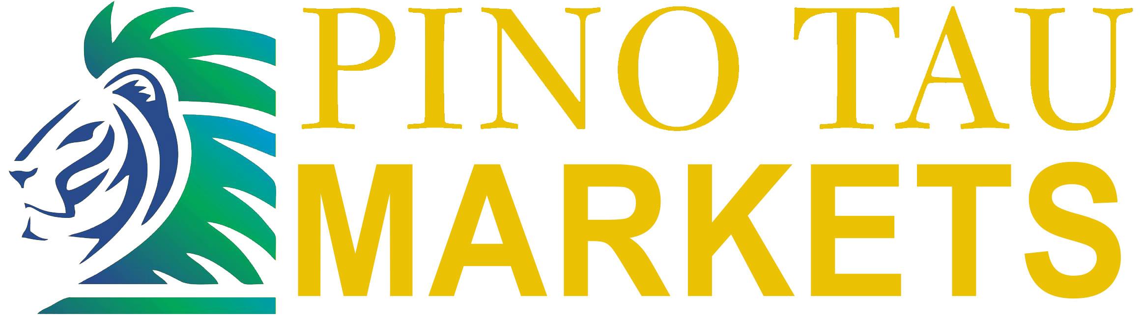 PinoTau-Markets-Logo-Wide